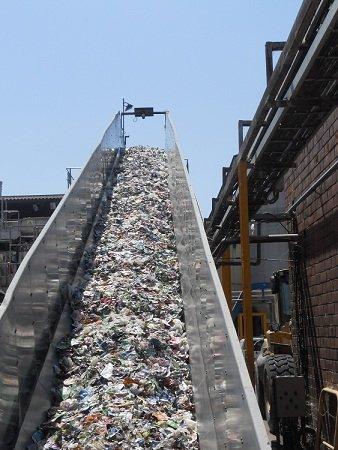 es basura subiendo