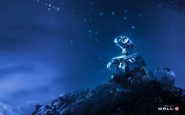 Imagen de la película 'Wall-E'