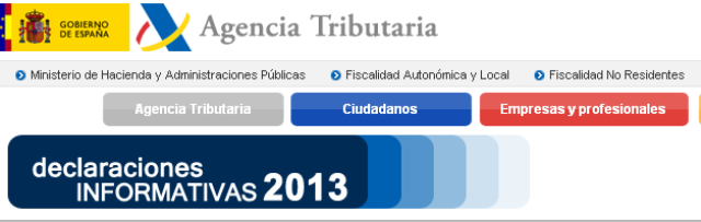 Ya es posible descargar el programa de informativas 2013