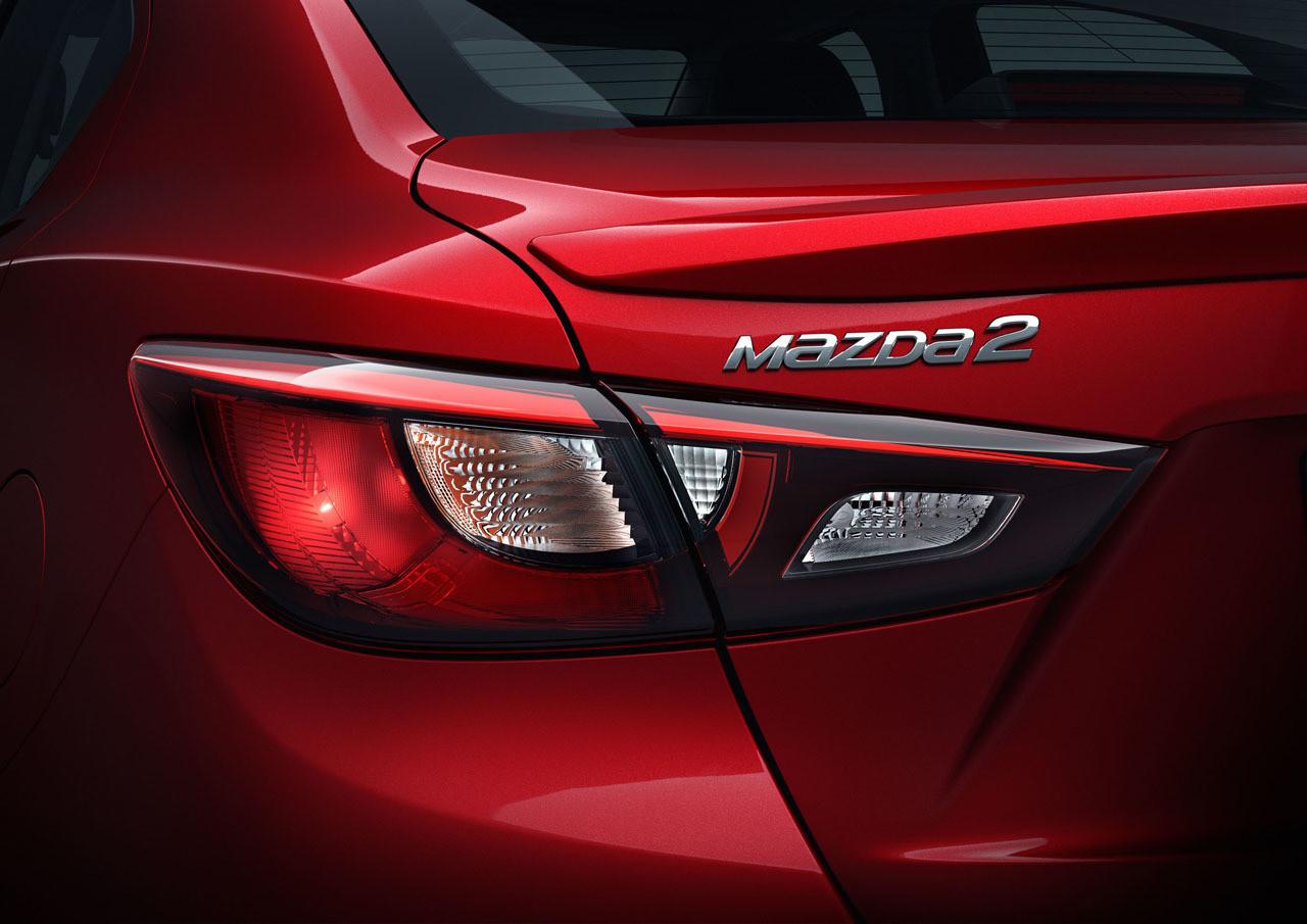 Foto de Mazda 2 Sedán (10/16)