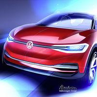 Volkswagen I.D. Crozz Concept, la marca se prepara para lanzar su primer SUV eléctrico