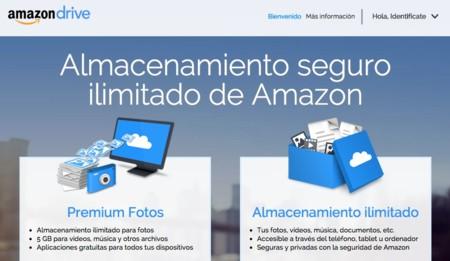 Amazon.es lanza Almacenamiento Ilimitado para guardar tus ficheros en la nube sin límites