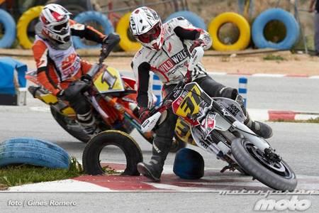 Aplazada la cuarta cita del Campeonato de España de Supermotard