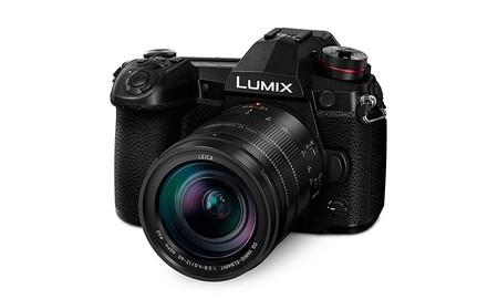 De nuevo en Amazon, tienes hoy casi 275 euros de rebaja para una sin espejo como la Panasonic Lumix DC-G9L, con objetivo Leica 12-60mm