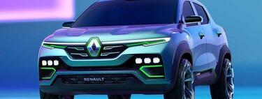 Renault Kiger, el hermano pequeño de Duster muestra sus primeros trazos y anuncia su probable fecha de llegada