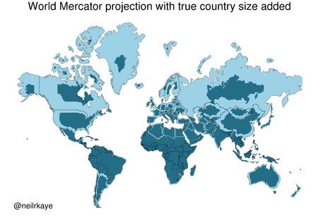 Mercator Ajustado