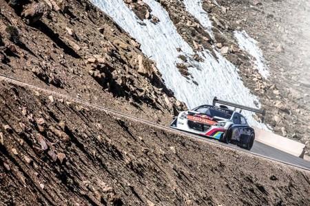 Sébastien Loeb probó el pasado fin de semana el Pikes Peak