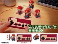 Mario por control remoto