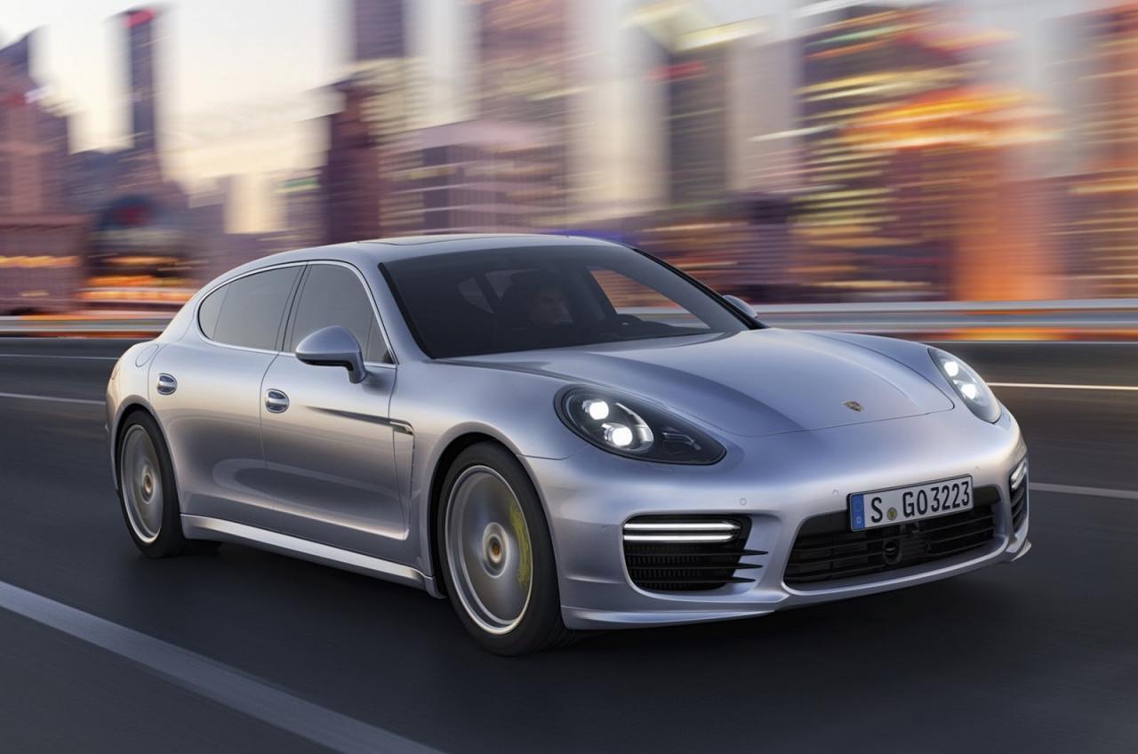 Foto de Porsche Panamera 2014 (filtradas) (1/9)