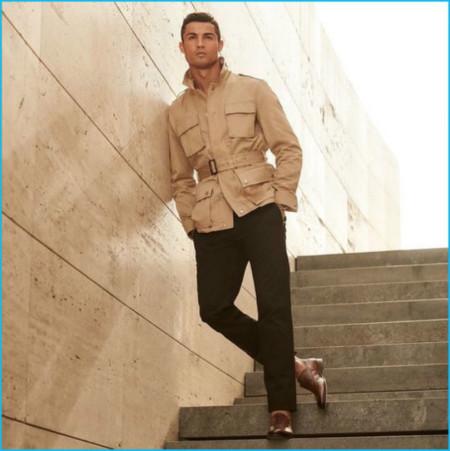 Cristiano Ronaldo Cr7 Footwear 2016 Spring Summer Campaign 005