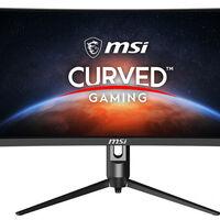 MSI tiene un nuevo monitor ultrapanorámico y curvo: el Optix MAG301 CR2 llega con 30 pulgadas y 200 Hz en pantalla