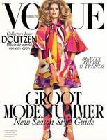 Vogue Holanda: Doutzen Kroes (II)
