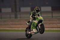 Álvaro Bautista y Honda mandan el segundo día de test en Catar