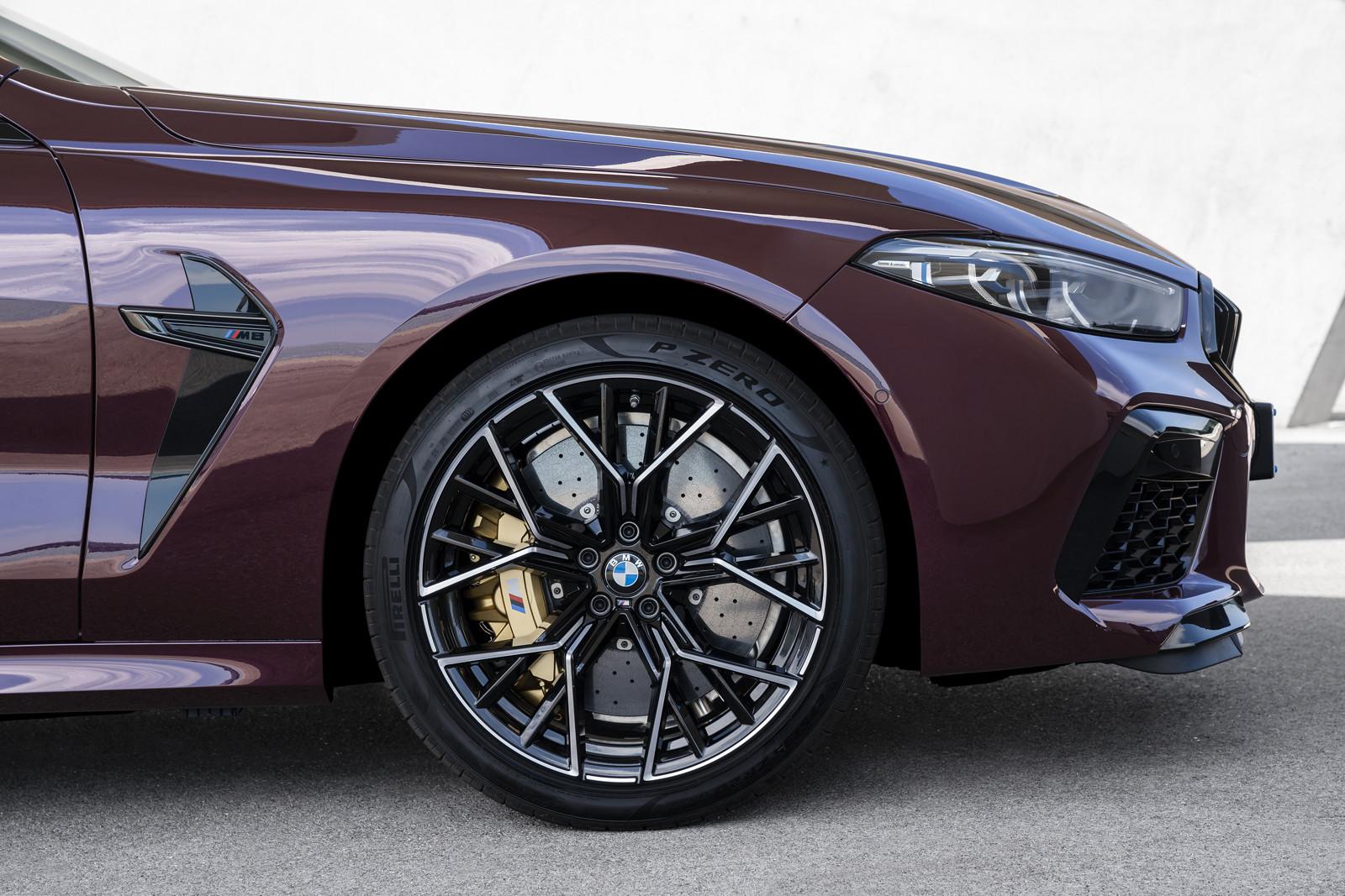 Foto de BMW M8 Gran Coupé 2020 (47/89)