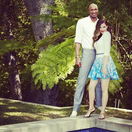 Drama a la vista, Khloé Kardashian y Lamar Odom se separan