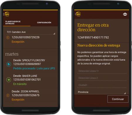 UPS y su nueva app: si no vas a mejorar lo que ya hace Google Now, no hagas aplicación propia