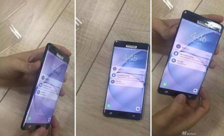 Samsung Galaxy Note 7 Filtracion