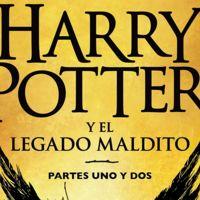 Harry Potter y el legado maldito ya disponible en preventa