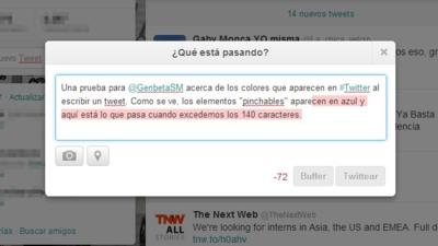 Nuevos avisos de colores en Twitter y Graph Search de Facebook, repaso por Genbeta Social Media