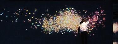 Tres instalaciones inmersivas de teamLab llevan el lado más digital del arte a la Fundación Telefónica