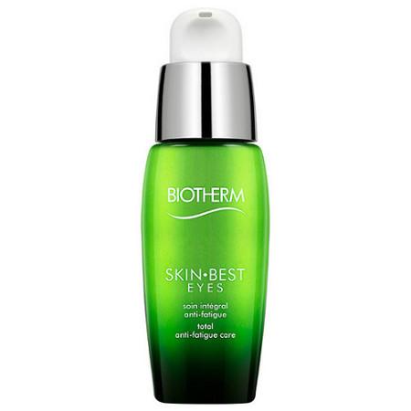 Probamos Skin Best Ojos de Biotherm, para combatir ojeras, bolsas y líneas de expresión