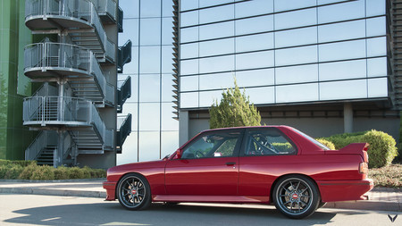 Vilner BMW M3 E30 Evo