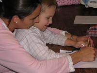 Grafología infantil y la Escritura Inteligente