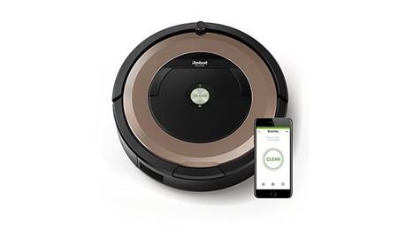 Precio mínimo en Amazon para el robot aspirador Roomba 895: sólo hoy, 299,99 euros