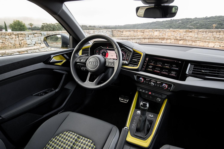 Foto de Audi A1 2018, toma de contacto (166/172)