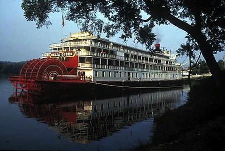 Un crucero por el Misisipi