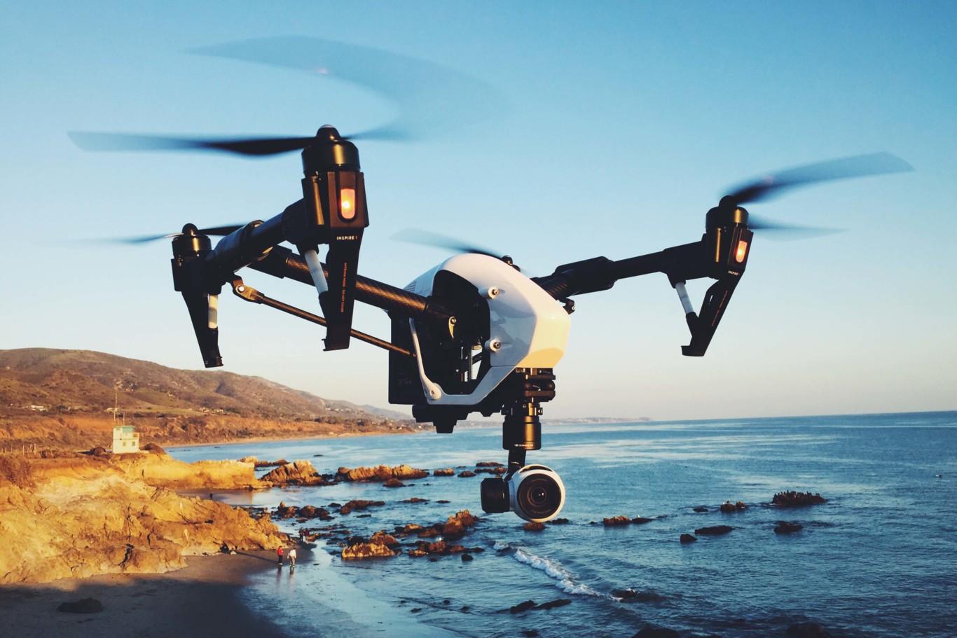 DJI, la empresa líder en drones es china y no copia a nadie