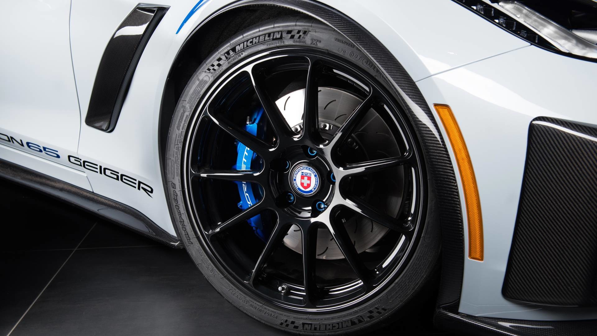 Foto de Corvette Z06 Geiger Carbon 65 Edition (7/15)