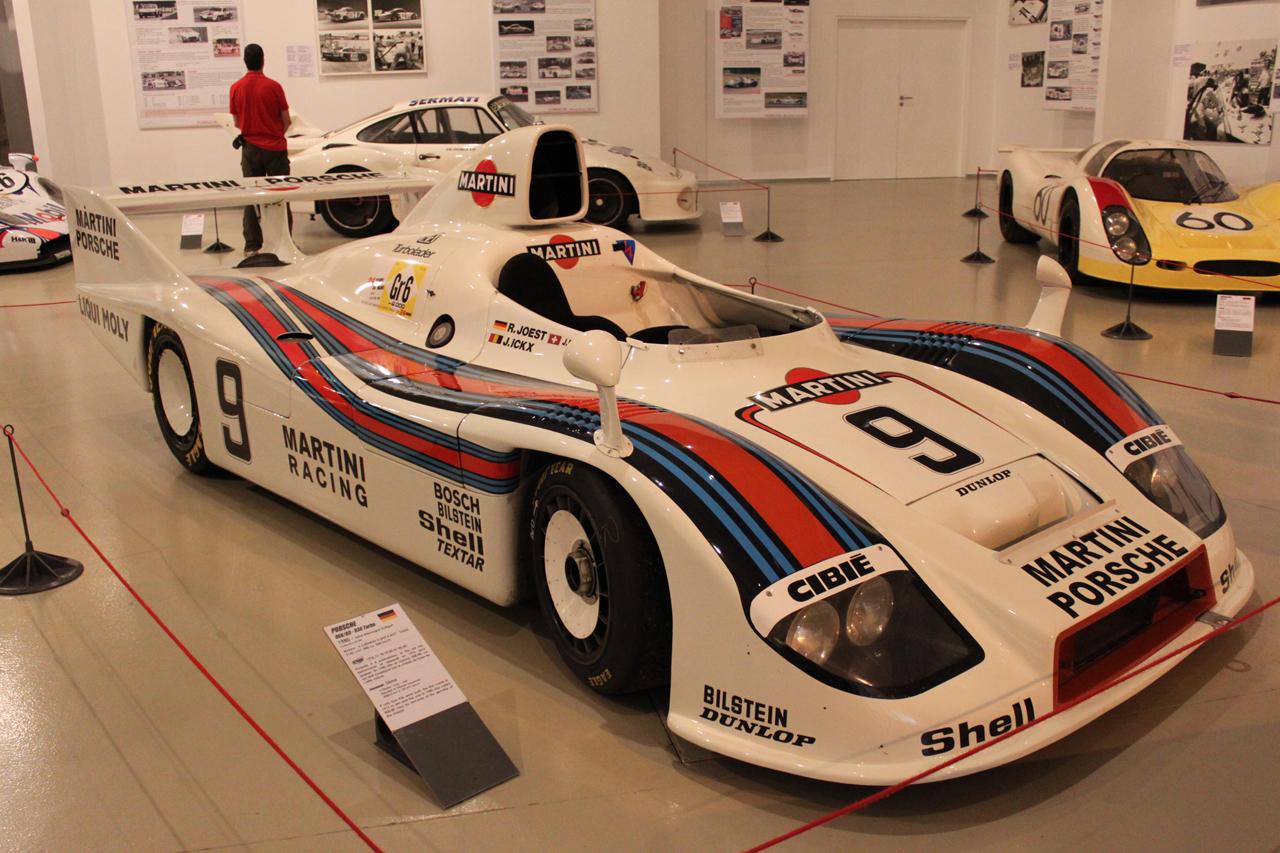 Foto de Museo 24 horas de Le Mans (104/246)