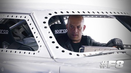 ¿Exagerado? Así es el nuevo trailer de Fast & Furious 8