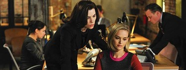 'The Good Wife', the series that is not afraid of the Internet