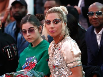 Lady Gaga y su afán de querer centrar la atención en su mirada