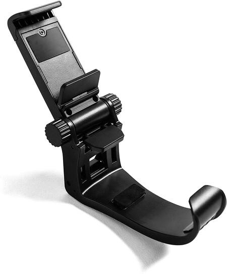 Soporte para control y smartphone