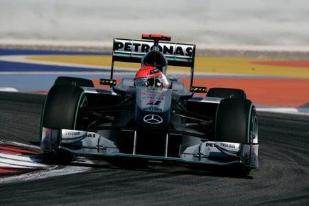 Mercedes muestra su compromiso con la Fórmula 1