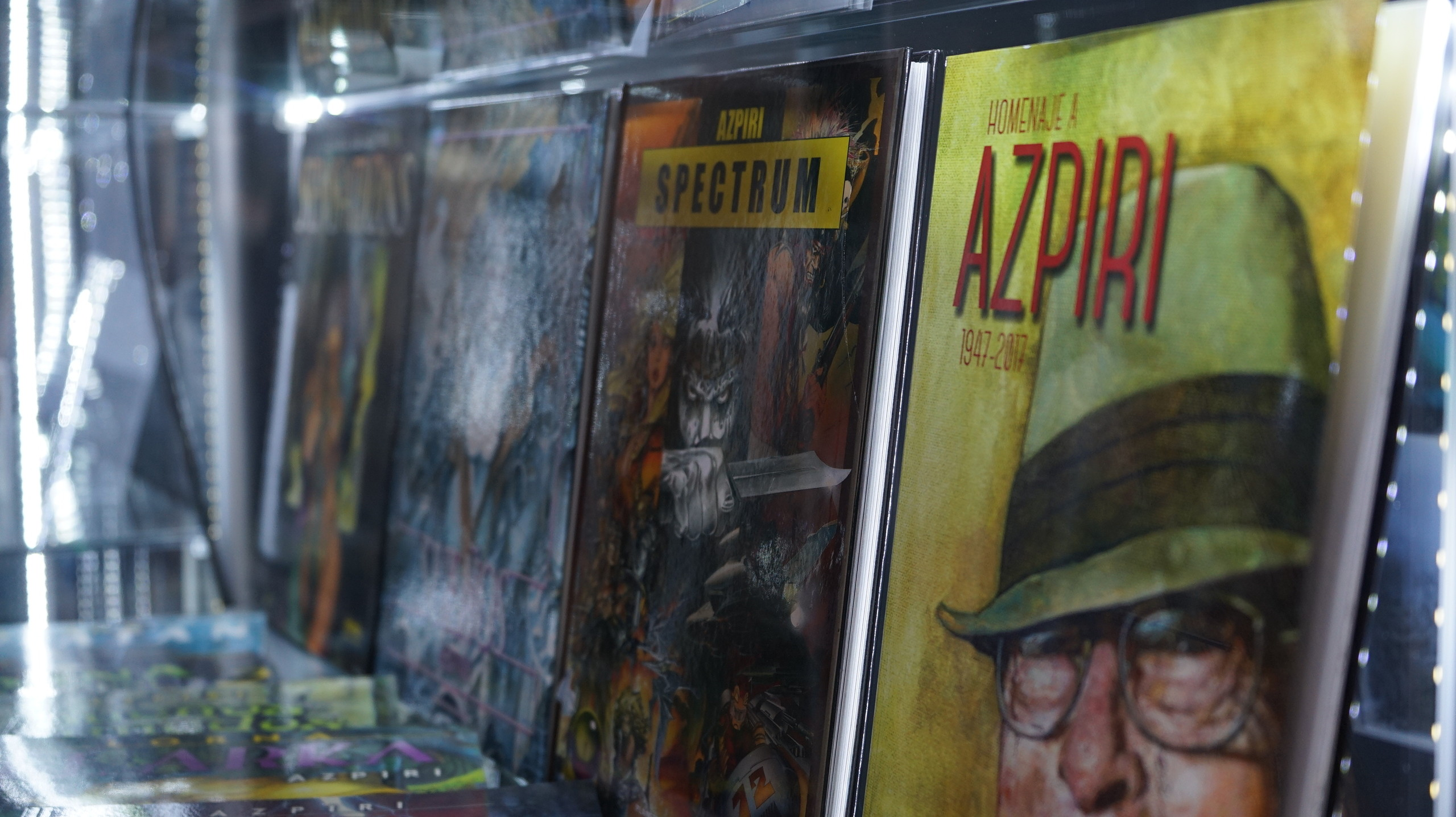 Foto de Exposición Azpiri (3/10)