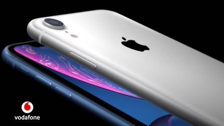 iPhone XR ya está disponible en Vodafone: precios y tarifas