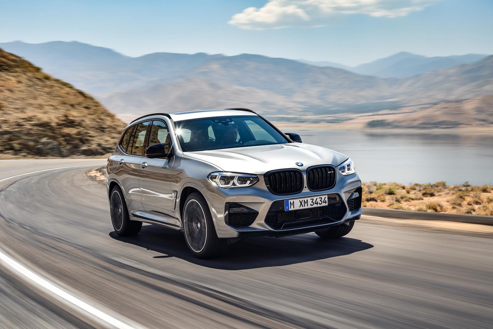 Foto de BMW X3 M 2020 (Presentación) (54/80)