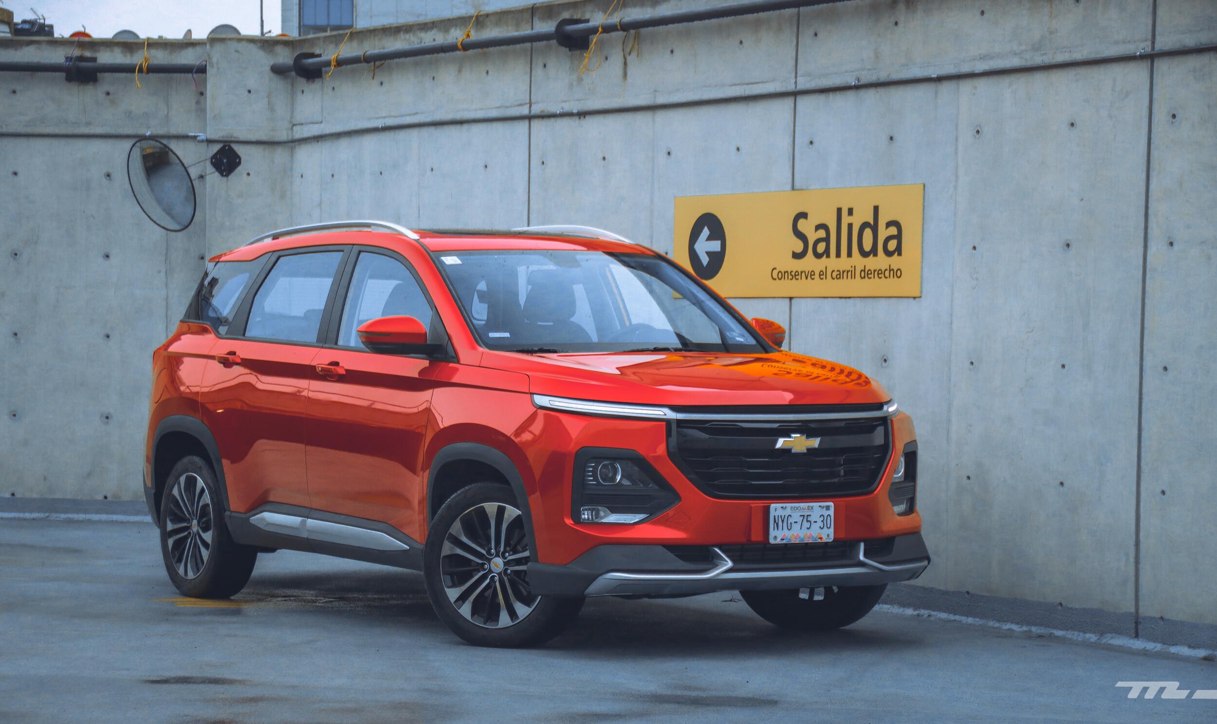 Foto de Chevrolet Captiva 2022 (1/54)