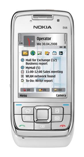 Nokia se olvida de BlackBerry en sus últimos Eseries