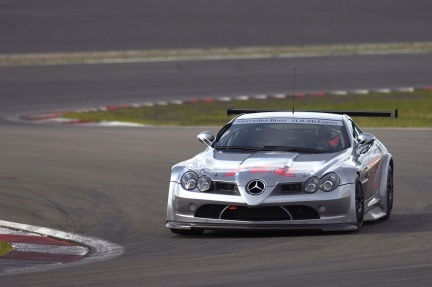 RENNtech pone precio al Mercedes-Benz SLR McLaren 722 GT: 795.000 euros