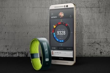 HTC Grip, cuantificador y GPS para los más deportistas