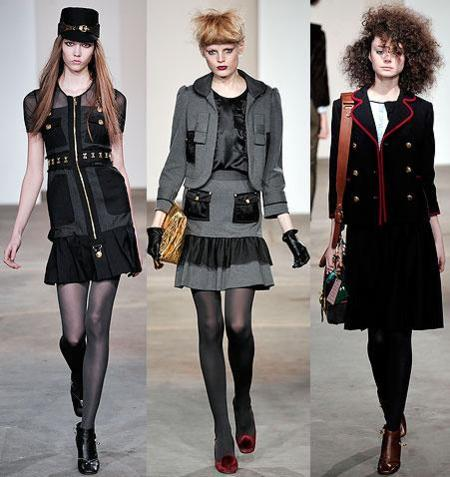 Luella Otoño-Invierno 2009/2010 en la Semana de la Moda de Londres