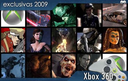 Xbox 360: las exclusivas de 2009