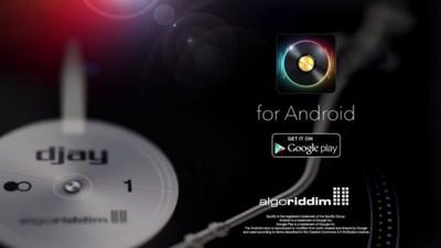 Djay, la famosa aplicación de mezcla llega a Android