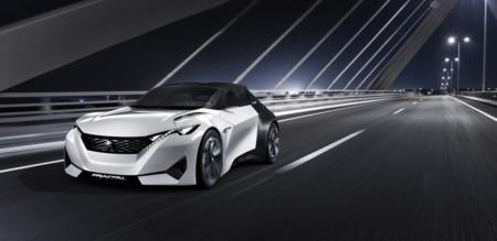 El Peugeot Fractal es un concept car que te hará vibrar... textualmente