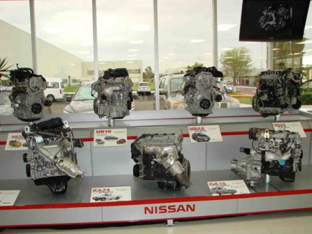 Planta Nissan Aguascalientes 3